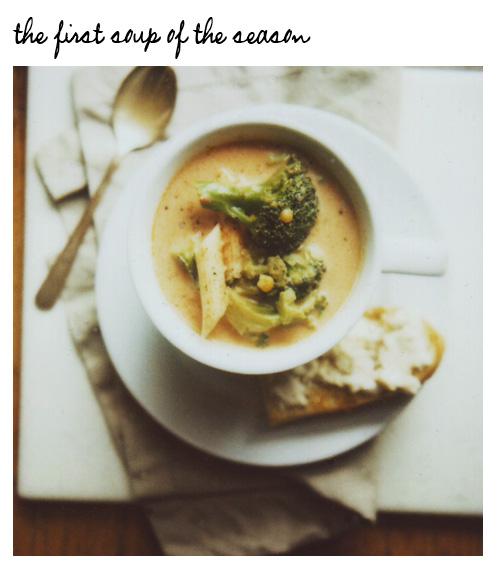 Soup post