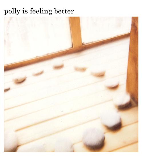 Pollyisfeelingbetter